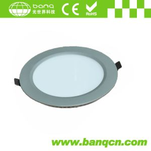 10inch 15W LED Round Panel Light for Indoor Lighting (BQ-PBC-10/3528)
