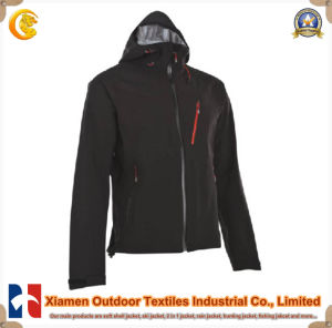 Mens Waterproof Trekking 3 Layer Ski Jacket