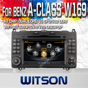 Witson Car Radio with GPS for Mercedes-Benz a Class (W169) (2005-2011) /B Class (W245) (2009-2011) /Viano/Vito/Sprinter, V-Class (2010-2011) (W2-C068) pictures & photos