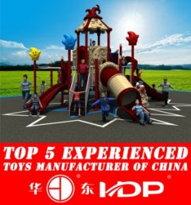 Huadong Children Playground Amusement Park Toy (HD14-017A) pictures & photos