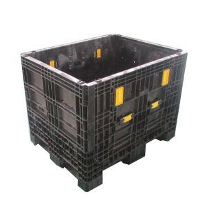 980*755*575cm Large Plastic Storage Folding Bulk Container