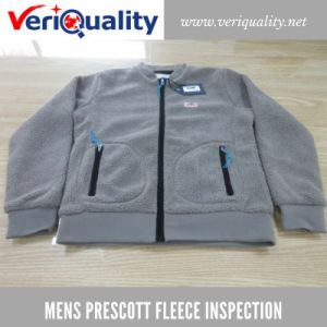 Mens Prescott Fleece Jacket Quality Control Inspection Service at Foshan, Guangdong pictures & photos