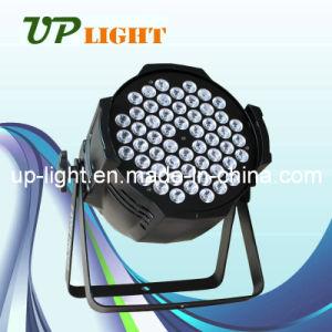 54*3watt RGBW LED PAR Stage Light pictures & photos