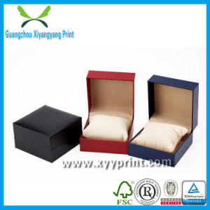 Custom High Quality Paper Watch Box with Logo Print pictures & photos
