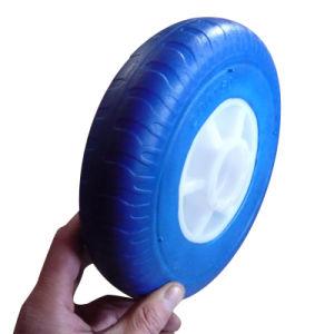 160X50 200X50 220X60mm Flat Free PU Foam Wheel pictures & photos