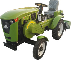 4 Wheel Mini Tractor (SH150C) pictures & photos