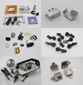 CNC Machining Parts for Prototype Aircraft Spares Parts pictures & photos