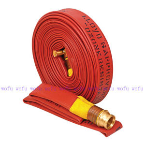 Red Rubber Lined Fire Hose pictures & photos