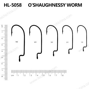 Top Quality Worm Fishing Hook pictures & photos