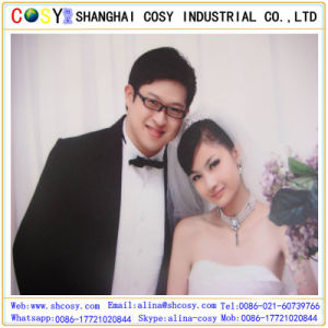 Shanghai Cosy Excellent PVC Cold Lamination Film pictures & photos