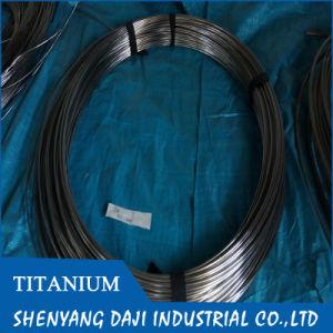 ASTM B348 Standard Gr5 Titanium Wire