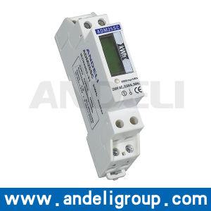 DIN-Rail Meter Electric Meter (ADM25SC) pictures & photos