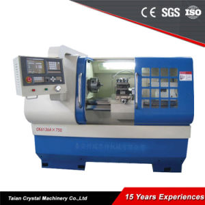 Price Economic CNC Lathe for Sale (CK6136A) pictures & photos