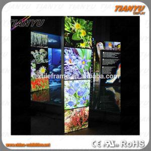 Frameless Backlit Advertising LED Light Box pictures & photos