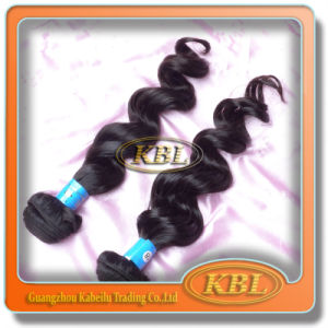 Hair Wave and Hair Extension of 100% Brazilian Human Hair pictures & photos