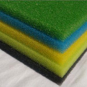 Polyurethane Foam Cotton Fabric Filter/Air Filter Cotton