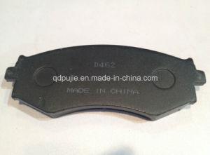 Black Semi Metal D462 Brake Pad for Car pictures & photos