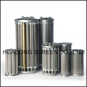Catalysts Recovery Filter Candle Filter Element pictures & photos