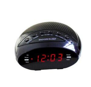 0.6inch Home Digital Pll Two Way Am/FM LED Alarm Clock Radio