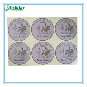 Cosmetics Sticker Label