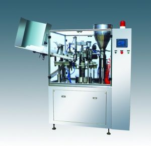 Inner-Heating Filling and Sealing Machine for Cosmetic and Toothpaste pictures & photos