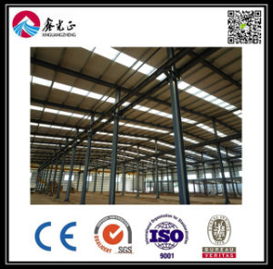 Steel Building and Steel Workshop for Africa (ZY445) pictures & photos