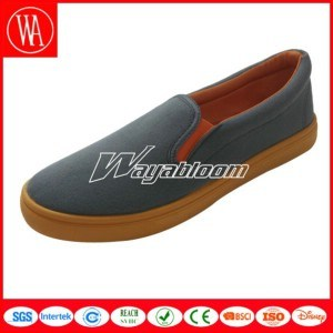 Leisure Flat Canvas Shoes Comfort Casual Shoes