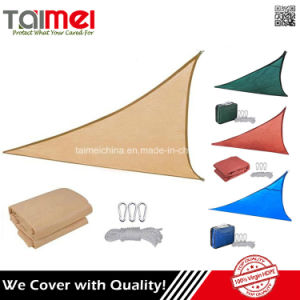 Wholesale Triangle or Square Waterproof Gardenline Shade Sail pictures & photos