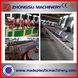 WPC PVC Furniture Plate Extrusion Machine pictures & photos