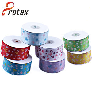 Butterfly Grosgrain Ribbon pictures & photos