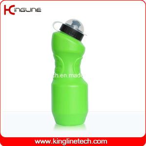 Plastic Sport Water Bottle, Plastic Sport Bottle, 700ml Plastic Drink Bottle (KL-6710) pictures & photos