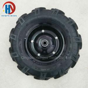 """Wheel Barrow Wheel 16""""X 4.00-8 Pneumatic Rubber Wheel pictures & photos"""
