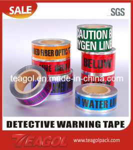 Underground Detective Warning Tape pictures & photos