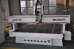 CNC Router Woodworking Machine with Atc pictures & photos