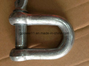 Forged JIS Dee Shackle pictures & photos