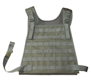 Tactical Gear Airsoft Combat Plate Carrier Vest pictures & photos