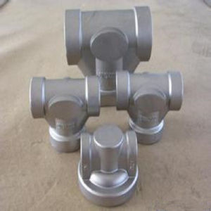 Stainless Steel Investment Lost Wax Casting Pipe Fitting pictures & photos