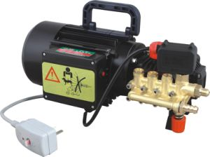 80bar 8L/Min High Pressure Washer with Copper Pump and Motor (QM-180) pictures & photos