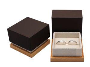 Custom Logo Printed Cardboard Leather Paper Jewelry Box Wholesale