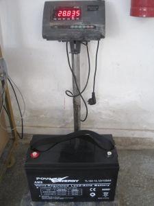 Tl100 12V100ah Gel VRLA Maintenance Free Solar Battery pictures & photos
