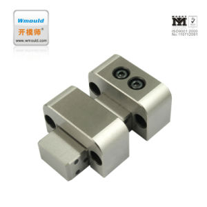 High Quality Plastic Mould Square Locks pictures & photos