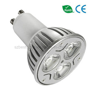 High Power LED Light Bulbs GU10 CREE LEDs pictures & photos