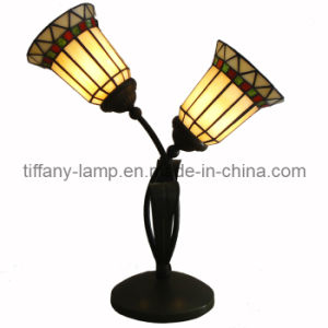 Tiffany Lamp, Stained Glass Branch Table Lamp (TT06001)