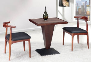 Full Package Solid Wood Restaurant Furniture for Sale (FOH-BCA07) pictures & photos