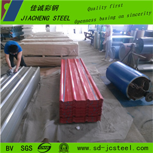 China Professional Supplier SGCC PPGI for Roofing with Good Quality