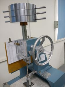 James Slip Resistance Testing Machine/Cofficient of Friction Testing Machine (GW-026C) pictures & photos