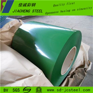 China Supply The Lowest Price Color Coated PPGI for India Market