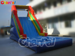 Inflatable Water Slides/Inflatable Water Slide with Pool Chsl168 pictures & photos