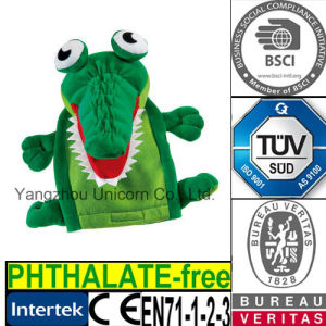 CE EN71 Plush Toy Crocodile