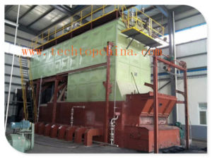 Large Furnace and Heating Area Manufaturer Coal 4 Ton Steam Boiler pictures & photos